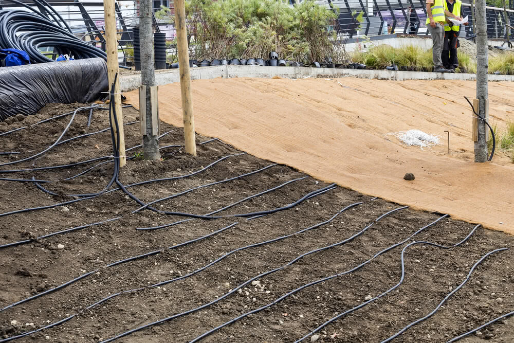 subsurface irrigation system