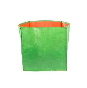 HDPE Rectangular Grow Bag- 12 in x 12 in x 12 in (L x W x H)
