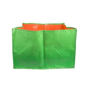 HDPE Rectangular Grow Bag- 18 in x 12 in x 12 in (L x W x H)