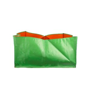 HDPE Rectangular Grow Bag- 24 in x 12 in x 12 in (L x W x H)