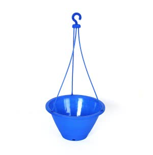 Danshil Climber Hanging Pot - 8.6 Inches (Blue)