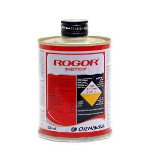 Rogor 30% - 500ml - Insecticide
