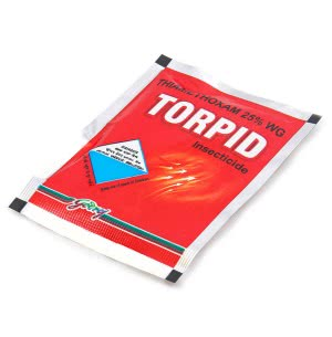 Torpid 25% WG - 05gm Insecticide