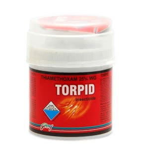 Torpid 25% WG - 100gm - Insecticide