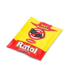 Ratol RB Granules - 50gm - Household insecticides